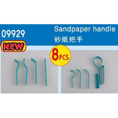 TRUMPETER 09929 Sandpaper Handle