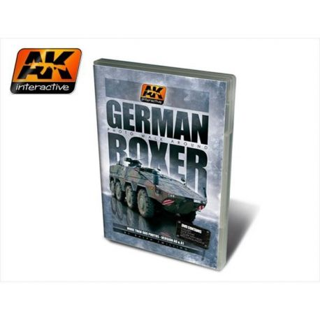 GTR Boxer Photo DVD