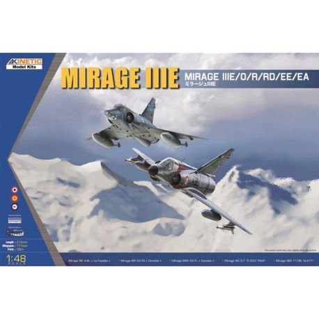 KINETIC 48050 MIRAGE IIIE/O/R