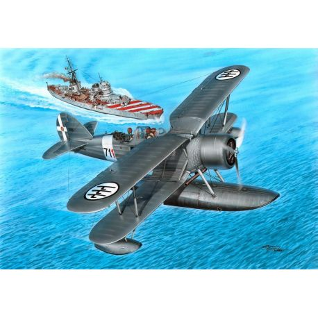 "Special Hobby 1/48 SH48169 Ro-43 ""War Colours"""
