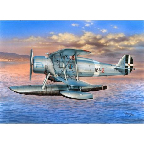 "Special Hobby 1/48 SH48140 Ro-44 ""Italian Float Fighter"""