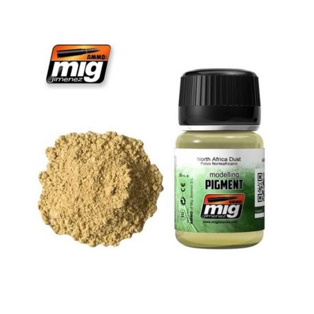 AMMO OF MIG: NORTH AFRICA DUST (PIGMENT)