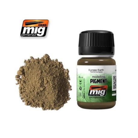 AMMO OF MIG: EUROPE EARTH (PIGMENT)