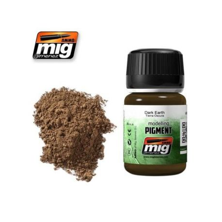AMMO OF MIG: DARK EARTH (PIGMENT)