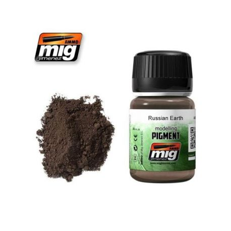 AMMO OF MIG: RUSSIAN EARTH (PIGMENT)