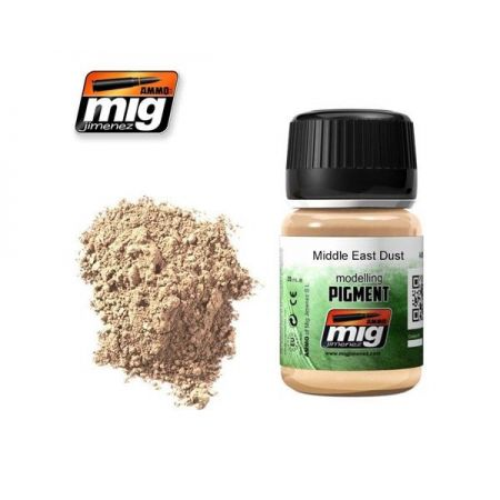 AMMO OF MIG: MIDDLE EAST DUST (PIGMENT)