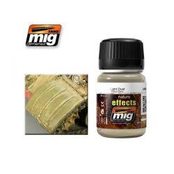 AMMO OF MIG: effetto polvere chiara