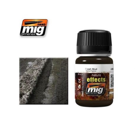 AMMO OF MIG: FRESH MUD