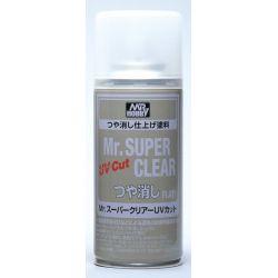 MR.SUPER CLEAR UV CUT FLAT