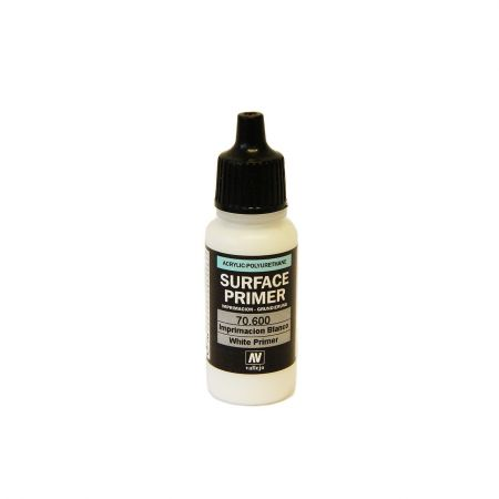 VALLEJO Surface Primer WHITE