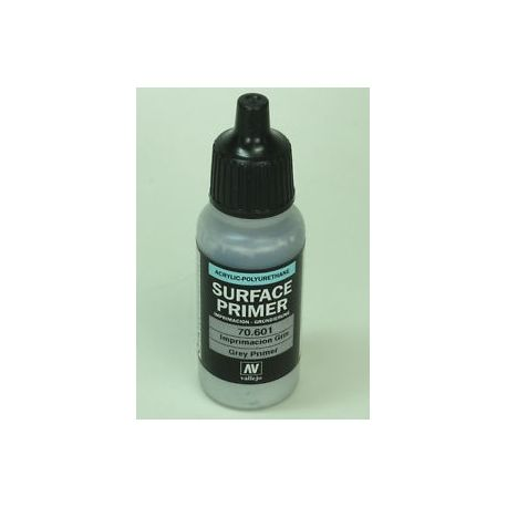 VALLEJO Surface Primer GREY