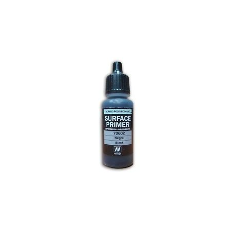 VALLEJO Surface Primer BLACK