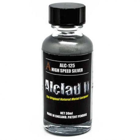 Alclad ALC125 HIGH SPEED SILVER 30ml