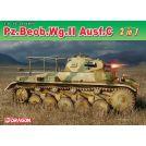 DRAGON 6812 Pz.Beob.Wg.II Ausf.A-C