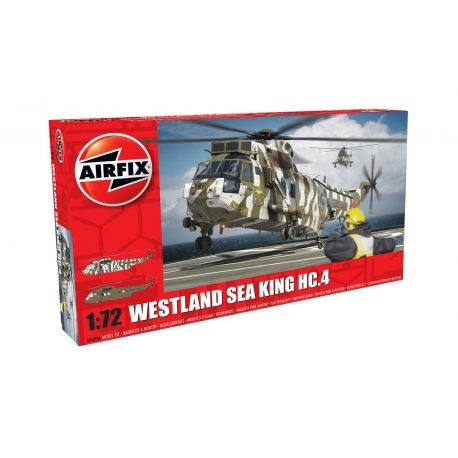 AIRFIX A04056 Westland Sea King HC.4 1:72