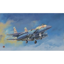 "Great Wall Hobbies F-15I IAF Ra'am - 69th Squadron ""Hammers"""