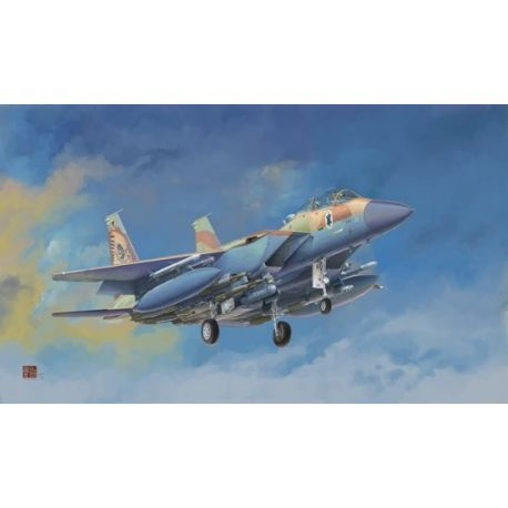 "Great Wall Hobbies F-15I IAF Ra'am - 69th Squadron ""Hammers"""