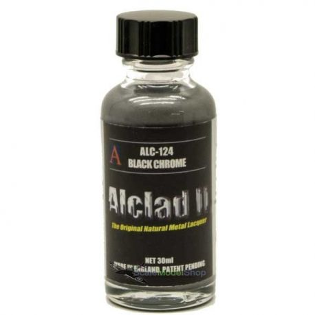 Alclad ALC124 Black Chrome 30ml