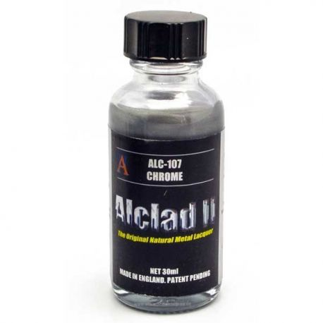 Alclad ALC107 Chrome For Plastic 30ml