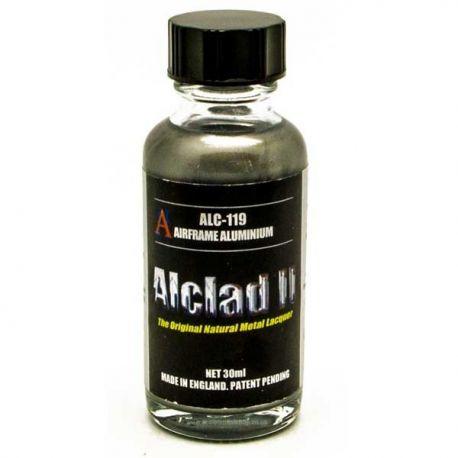 Alclad ALC119 Airframe Aluminium 30ml
