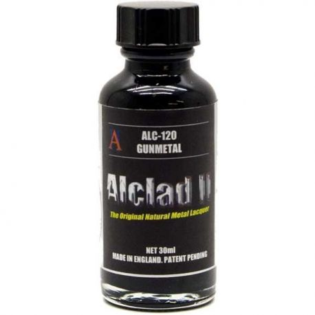 Alclad ALC120 Gunmetal 30ml