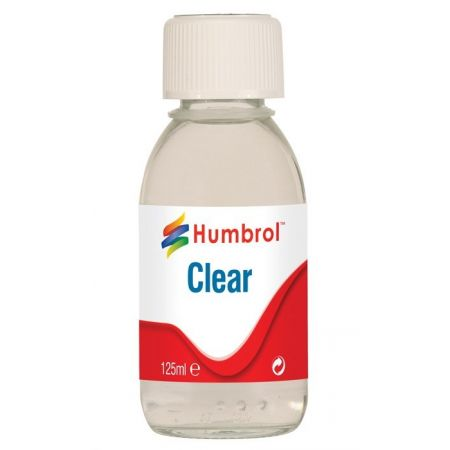 Humbrol Gloss Clear- 125ml