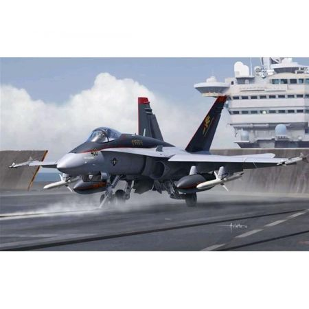 KINETIC 48031 F/A-18C US Navy, Swiss AirForce, Finnish AirForce & Topgun