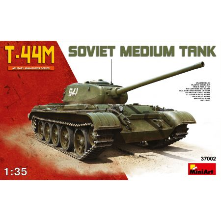 MINIART 37002 T-44M SOVIET MEDIUM TANK