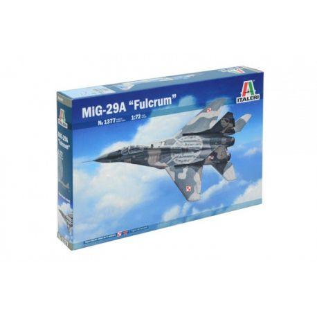 """ITALERI 1377 MiG-29 """"Fulcrum"""""""
