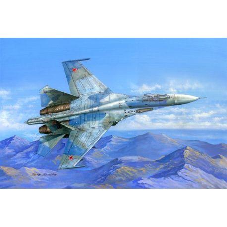 HOBBY BOSS 81711 Su-27 Flanker B