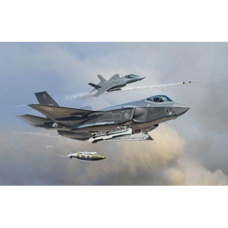ITALERI 1331 F - 35A Lightning ll