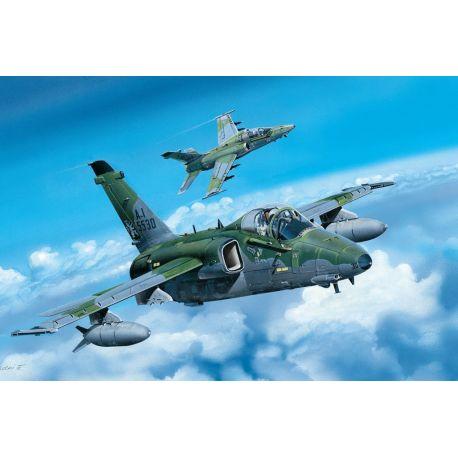 HOBBY BOSS 81742 A-1A Ground Attack Aircraft
