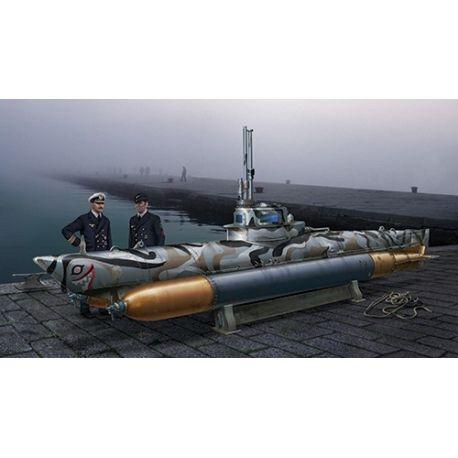 ITALERI 5609 Biber Midget Submarine 1/35