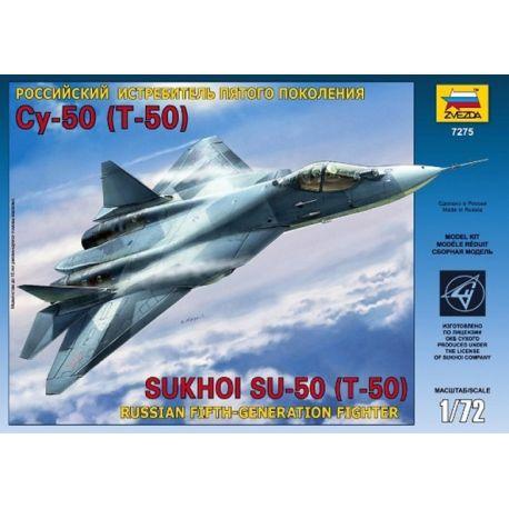 ZVEZDA 7275 Sukhoi Su-50 (T-50)