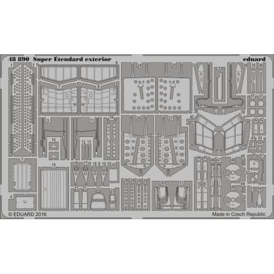 EDUARD 48890 Super Étendard exterior 1/48