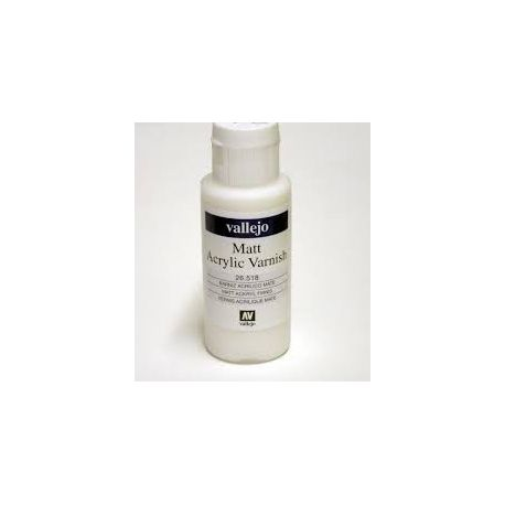 VALLEJO MATT ACRYLIC VARNISH 60ml