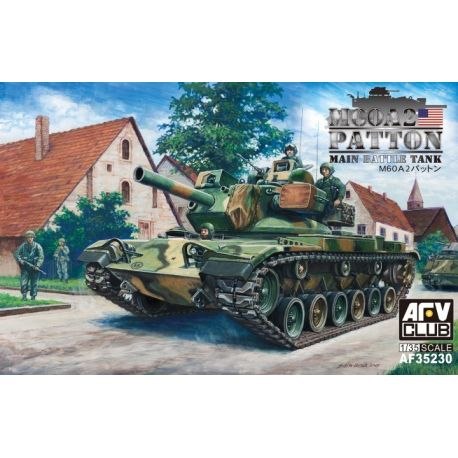 AFV CLUB AF35230 M60A2 Patton Main Battle Tank