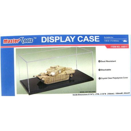 DISPLAY CASE 210X100X80 mm