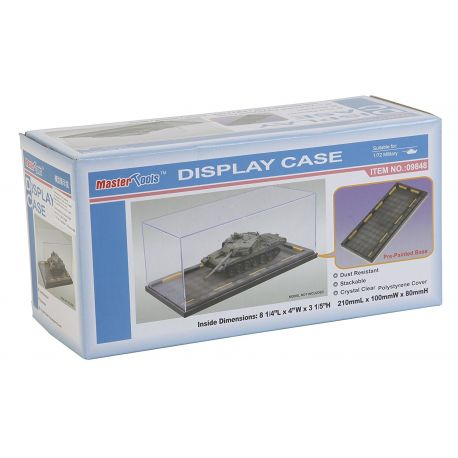 MASTER TOOLS 09848 DISPLAY CASE 210X100X80 mm