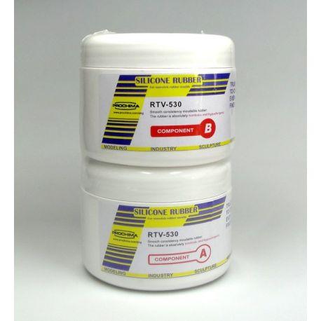 PROCHIMA RTV-530 Gomma siliconica plasmabile a rapido indurimento
