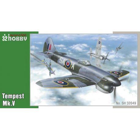 SPECIAL HOBBY 32049 Hawker Tempest Mk.V