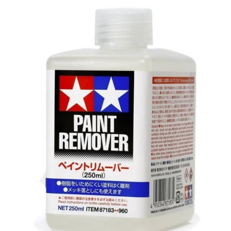 Tamiya 87183 - Paint Remover (250ml)