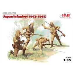 ICM 35568 Japan Infantry (1942-1945)