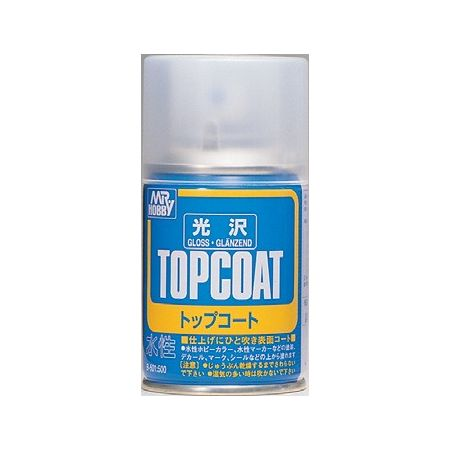 MR TOP COAT GLOSS SPRAY 86ml