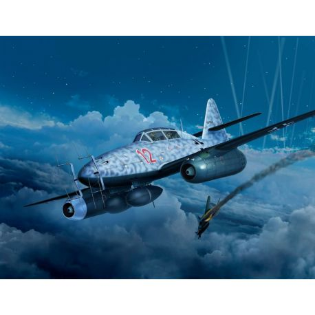 REVELL 04995 Messerschmitt Me262B-1 Nightfighter