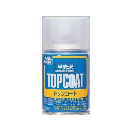 MR TOP COAT SEMIGLOSS SPRAY 86ml
