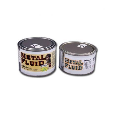 METALFLUID PROCHIMA BRONZO - Metallo da colata a freddo! Confezioni da 1 kg