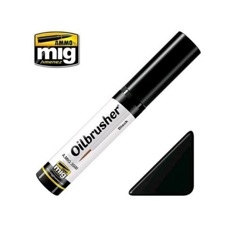 AMMO OF MIG: OILBRUSHER BLACK