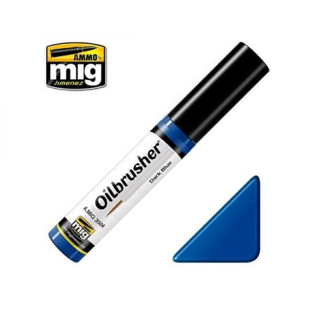 AMMO OF MIG: OILBRUSHER colore BLU SCURO