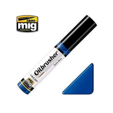 AMMO OF MIG: OILBRUSHER DARK BLUE
